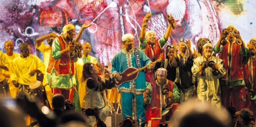 ESSAOUIRA GNAOUA INTERNATIONAL MUSIC FESTIVAL