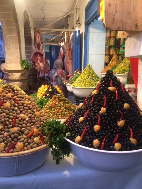 Essaouira souks