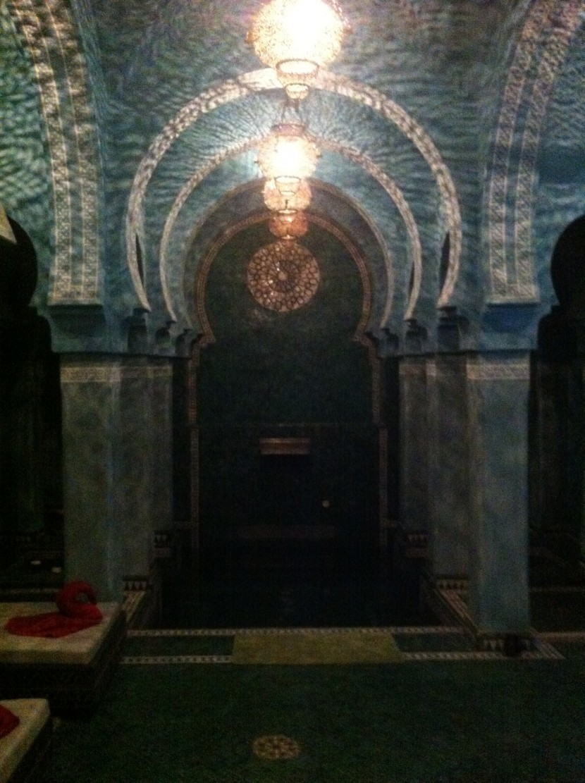 Beautiful Arabic Oriental Hammam